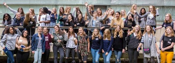 Physics Ladies' Day boosts girls' enthusiasm for science
